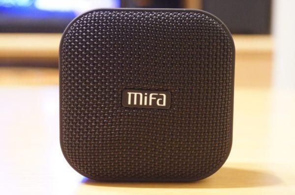 「MIFA Bluetooth ポータブルスピーカー A1」レビューまとめ!