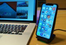 【レビュー】iPhone X / 8対応!「Tronsmart AirAmp 10W ワイヤレス充電器 WC01」は冷却ファンを搭載し、Qi&最大10W充電対応の便利なワイヤレス充電器!