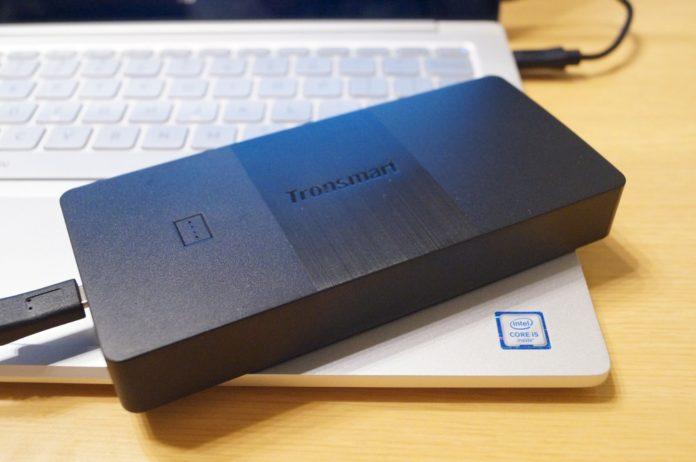 【レビュー】MacBookやSwitchにも充電可能!「Tronsmart Brio 20100mAh モバイルバッテリー」はUSB PDに対応した大容量のモバイルバッテリー!