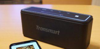【レビュー】これいいぞ!「Tronsmart Mega Bluetooth スピーカー」はメリハリの利いた元気なサウンドで質感も高い!コスパ良好でおすすめ!
