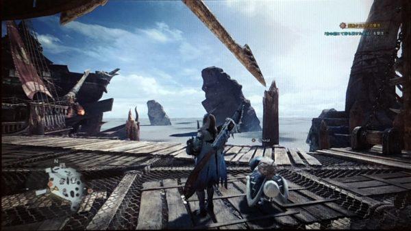 PS Vitaで「モンハンワールド(MHW)」を遊んでみた感想