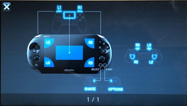 PS4「モンハンワールド(MHW)」:PS Vitaでの操作方法解説