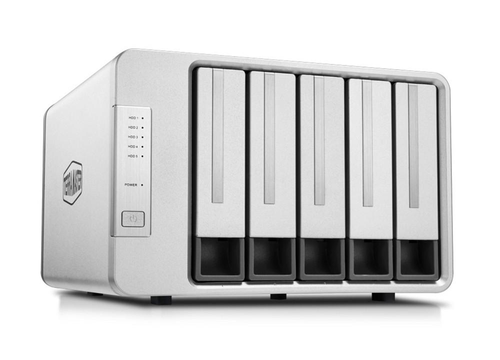 【レビュー】5ベイ搭載!「TerraMaster D5-300C」はRAID1構成も可能な高機能外付けHDDケース!