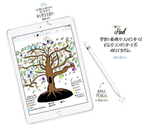 廉価版iPadはライトユーザーにはおすすめ!ただし注意点もあり。