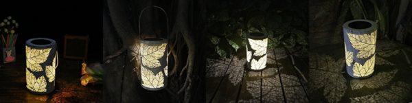 「Tomshine LED ソーラーライト」レビューまとめ!