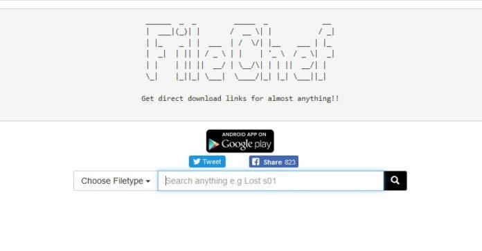 FileChef:ファイルのダウンロードリンク検索に特化したサイト。通常では見つけにくい画像や動画、音楽、アプリの検索が可能。