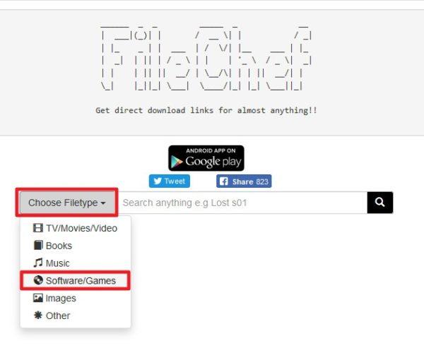 「FileChef」の使い方、検索方法