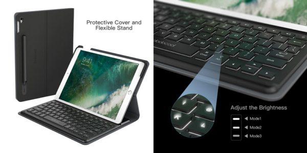 「dodocool 10.5インチiPad Pro用スマートキーボードケース」の特徴/仕様