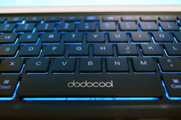 「dodocool 10.5インチiPad Pro用スマートキーボードケース」レビューまとめ!