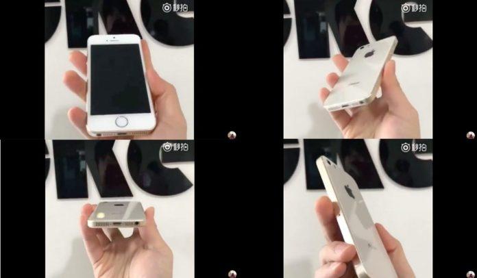 iPhone SE 2の実機が流出?背面ガラス製でヘッドフォンジャックはありかも!6月のWWDCで発表?