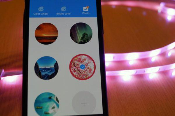 「Koogeek スマート LED テープライト LS1」の初期設定方法&基本的な使い方/操作方法~HomeKit接続方法~