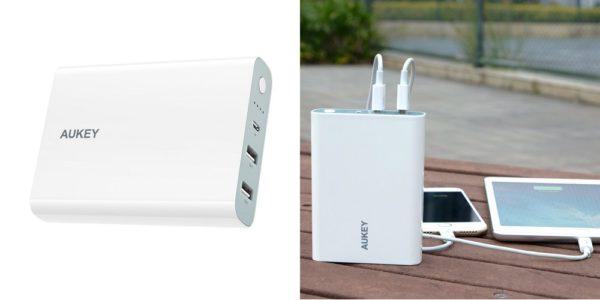 【台数限定】AUKEY 13400mAh モバイルバッテリー PB-N63
