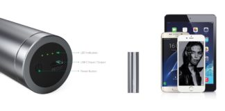 「AUKEY 5000mAh モバイルバッテリー USB Type-C PB-Y8」セール情報&割引クーポン