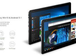 22,500円!Windows 10とAndroid 5.1 デュアルシステム搭載の「CHUWI Hi10 Pro タブレット」が5月4日のAmazonタイムセールに登場!気になる方は要チェック!