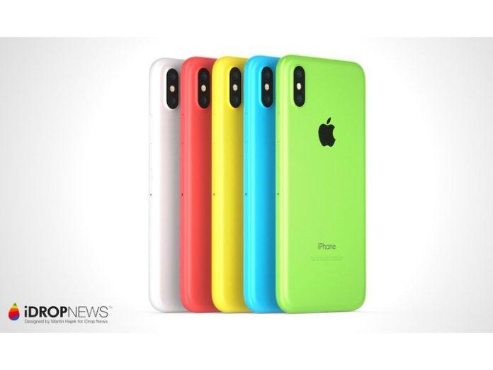 新型「iPhone 9」は5色展開?