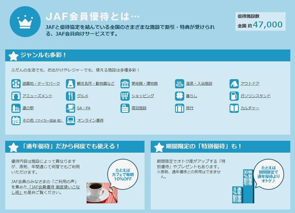 JJAF会員の方は優待をしっかり使ってもっとお得に!公式アプリの使い方をご紹介!