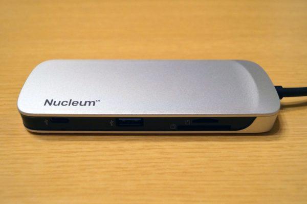 Kingston USB-C 7in1 ハブ「Nucleum」レビューまとめ!