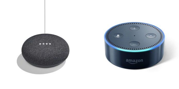 楽天スーパーセールで「Google Home Mini」が半額の3240円!Amazonも対抗?して「Amazon Echo Dot」が46%オフの3240円!欲しい方は急げ!