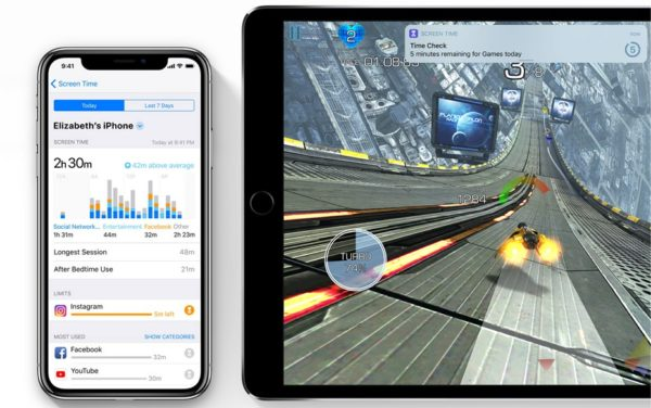 iOS 12 App Limits