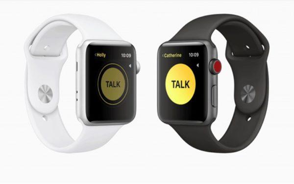 「watchOS 5」は初代Apple Watchに非対応!トランシーバー機能が気になる!