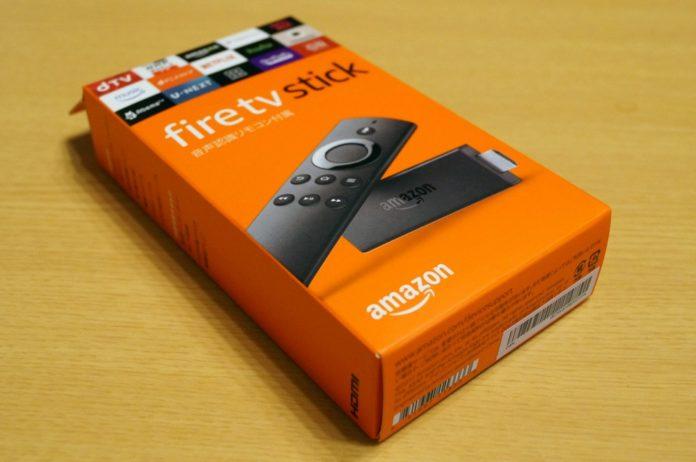 Fire TV Stickとは?できること、使い方、初回セットアップ、テレビとの接続方法解説!