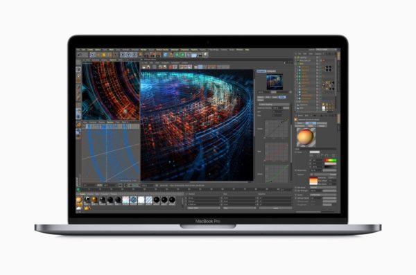 Apple、さらに高速な処理能力とプロ向けの新機能を装備してMacBook Proをアップデート