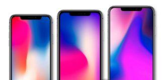 新型iPhone 2018年モデルは3機種で確定か。フロントパネル写真のリークとEAEUのデータベースへの登録が怪しい。
