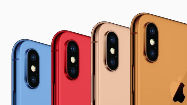 「iPhone 9」は5色展開?