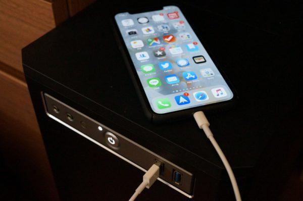 iOS 13アップデート前には必ずデータバックアップを取っておきましょう!