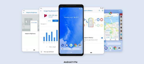 「Android 9 Pie」には他にも新機能がたくさんあります!