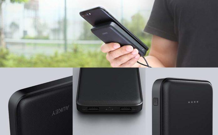 「AUKEY 超薄型10000mAhモバイルバッテリーPB-N50」セール情報&割引クーポン