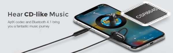 「Mpow S9 Bluetooth イヤホン」の操作方法 &「iPhone X」とのBluetoothペアリング方法解説