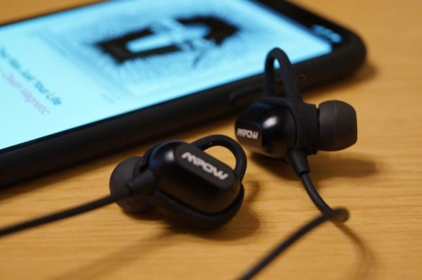 「Mpow S9 Bluetooth イヤホン」レビューまとめ!