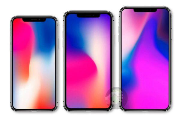 新型iPhoneの名称は iPhone Xs, iPhone Xs Max, iPhone Xr?