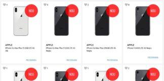2018年の新型iPhone名称は iPhone Xs, iPhone Xs Max, iPhone Xr?ルーマニアのショップは早くも予約受付を開始!