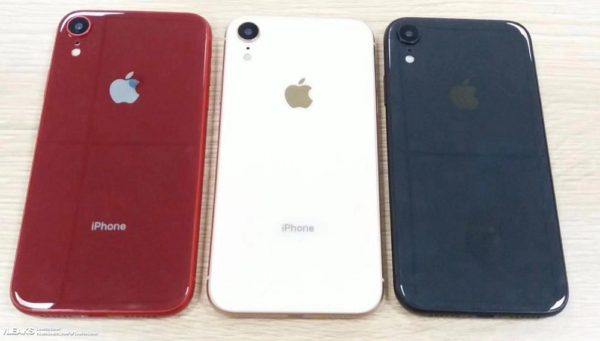 iPhone 9?iPhone Xr?のダミー