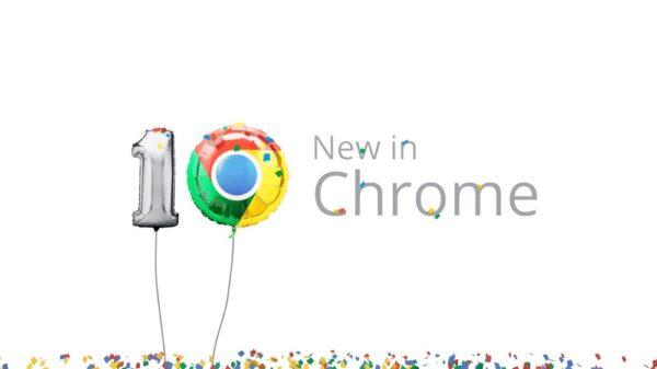「Google Chrome 69」へのアップデート方法