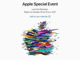 iPadの購入はちょっと待った!Appleが10月30日にスペシャルイベントの開催を予告!新型iPad Proが発表になるかも!