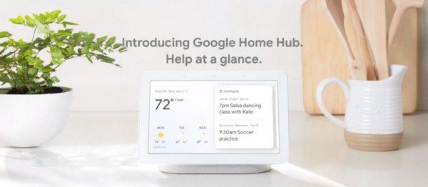 これは意外とありかも!スマートディスプレイ「Google Home Hub」が便利そう!