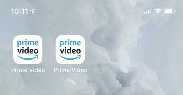App Storeに「Amazon プライム・ビデオ」が2つ混在!一つはダウンロード非推奨なので、一度チェックしておきましょう。