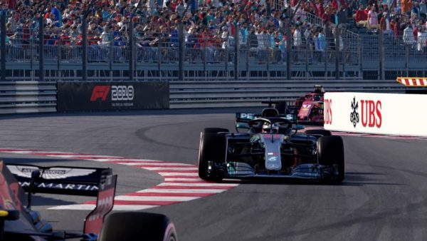 PS4 F1 2018:レビューまとめ!F1ファンなら買って損なし!