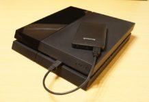 【1万円】初代PS4を外付けSSDでゲーム起動やロード時間を高速化!本体の容量不足にもおすすめ!PS4スリムやPS4 ProもOK!