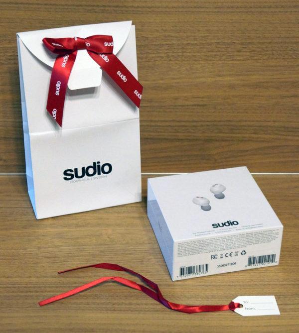 Sudio NIVA クリスマスギフトラッピング