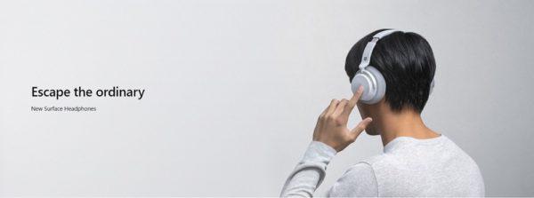 ノイキャン付きでCortana搭載!「Surface Headphones」は音質が気になる!