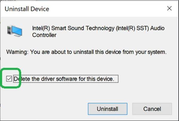 Windows 10 1803以降で「Windows Update」適用後にパソコンから音が出なくなる不具合あり。