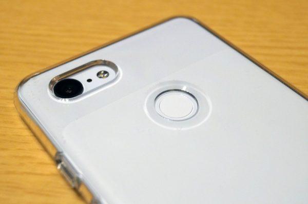 Google Pixel 3 XL レビュー:指紋認証機能