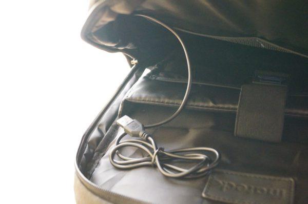 【改良版】Inateck 盗難防止耐傷付きラップトップバックパック「CB1001」レビュー!改良ポイントまとめ!