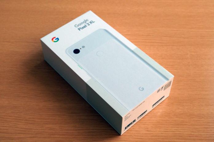 Pixel 3 XLなかなか満足度高し!