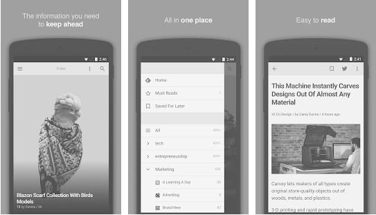 「Feedly」アプリがアップデートで使いにくい場合は「Feedly Classic」を使ってみよう!