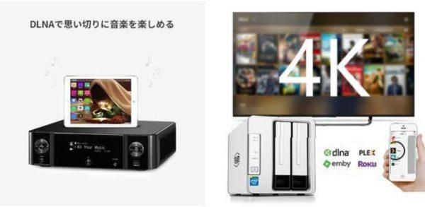 4K Ultra HDビデオトランスコーディング